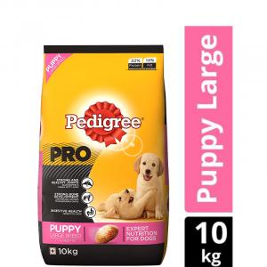 pedigree pro puppy large breed