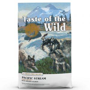 taste of the wild pacific stream puppy